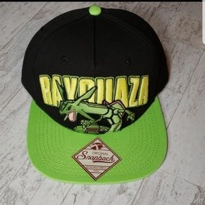 Pokemon Hat / Cap Rayquaza